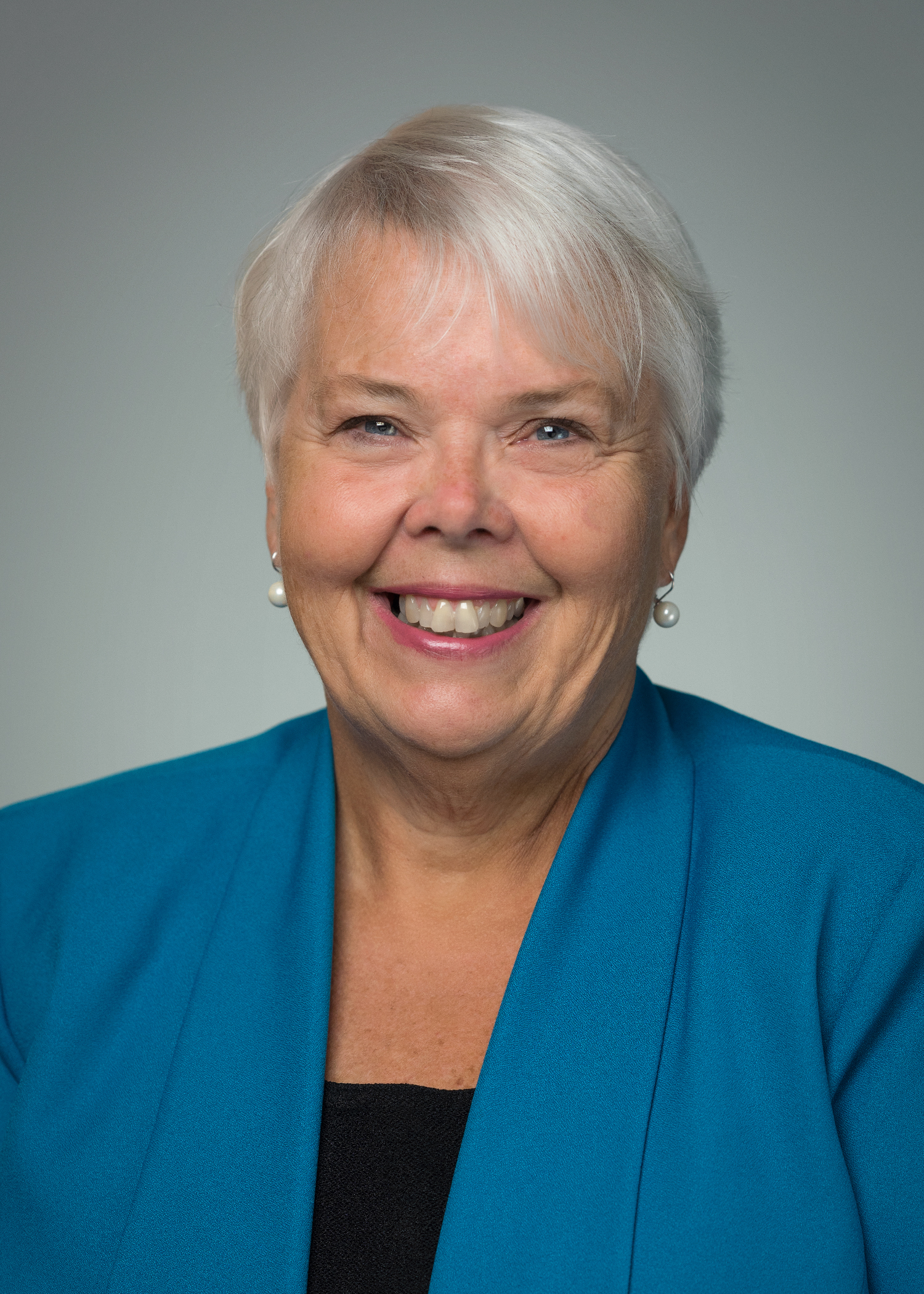 Headshot photo of Joanne Jones, RN